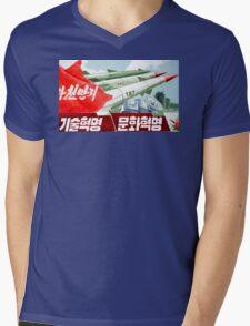 North Korean Propaganda - Missiles  T-Shirt
