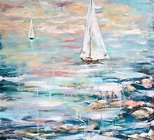 Sailing Away 2 by Janis Lee Colon