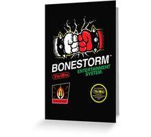 Buy me Bonestorm Greeting Card