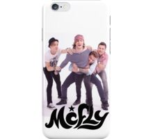 McFly Fun Band Merch iPhone Case/Skin