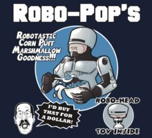 RoboPops Cereal Box Mashup by NibiruHybrid