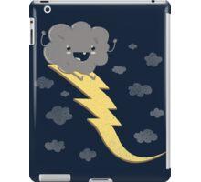 RIDE THE LIGHTNING! iPad Case/Skin