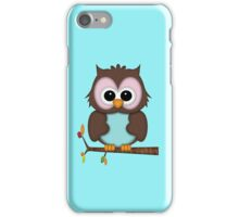 Mrs Owl  iPhone Case/Skin