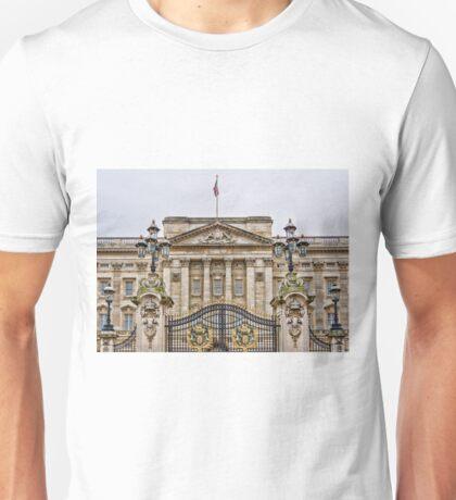 Buckingham Palace, London Unisex T-Shirt