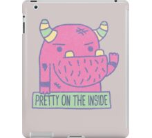IT'S WHAT'S INSIDE THAT COUNTS iPad Case/Skin