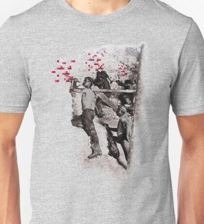 Redstone Ore Mine Unisex T-Shirt