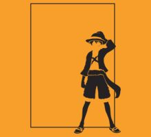 Luffy Minimalist by razor93