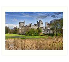 Dromoland Castle Hotel, County Clare, Ireland Art Print