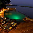 Night Swimming by BlaizerB