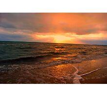 sunsets Photographic Print