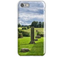 Where Monks once prayed iPhone Case/Skin