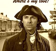 Ross Poldark in Cornwall by Lucy1958