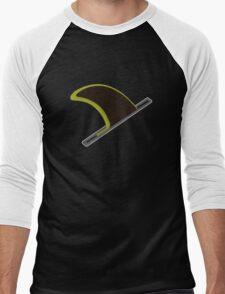 Single Fin Men's Baseball ¾ T-Shirt