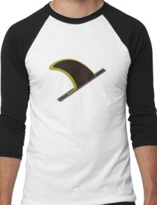 Single Fin Men's Baseball ¾ T-Shirt