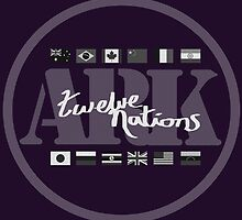 Ark: Twelve Nations (white) by geekyness
