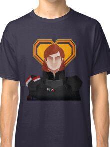 N7 Keep - Jane Shepard Classic T-Shirt