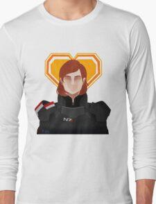 N7 Keep - Jane Shepard Long Sleeve T-Shirt