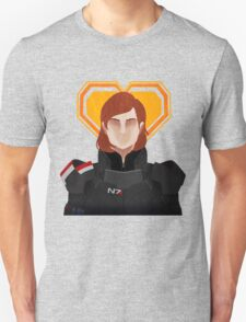 N7 Keep - Jane Shepard T-Shirt