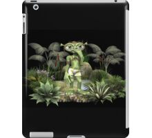 The Swimmer .. August iPad Case/Skin