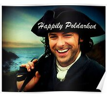 Ross Poldark in Cornwall Poster