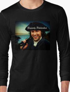Ross Poldark in Cornwall Long Sleeve T-Shirt