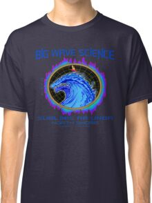 North Shore Big Wave Science Classic T-Shirt