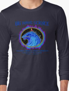 North Shore Big Wave Science Long Sleeve T-Shirt