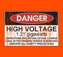 1.21 gigawatts! Kids Clothes