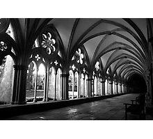 Salisbury Arcade Photographic Print