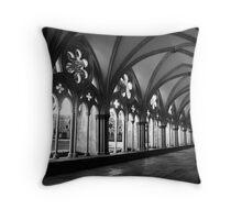 Salisbury Arcade Throw Pillow