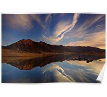 Boulder Gulch at Lake Isabella Poster
