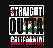 Straight Outta California Flag Pullover