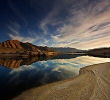 Boulder Gulch at Lake Isabella #2 by David Orias