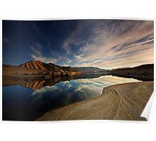 Boulder Gulch at Lake Isabella #2 Poster