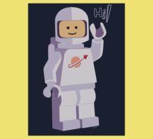 Space Astronaut Kids Clothes