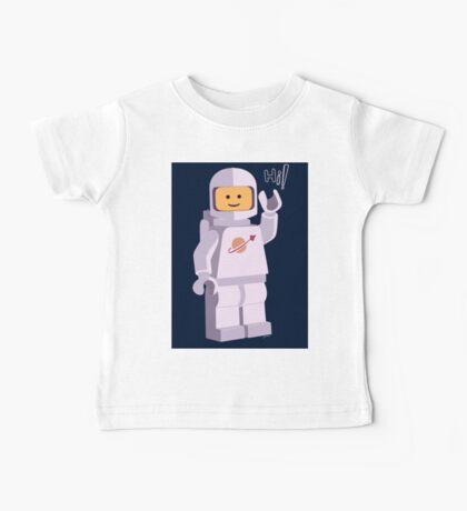 Space Astronaut Baby Tee