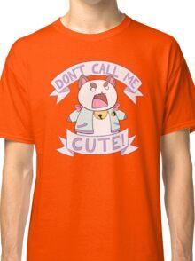 Puppycat - Don't Call Me Cute!  Classic T-Shirt