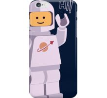Space Astronaut iPhone Case/Skin