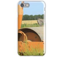 Construction Equipment iPhone Case/Skin