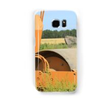 Construction Equipment Samsung Galaxy Case/Skin