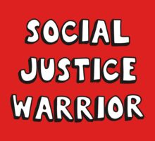 social justice warrior by howsthat