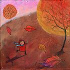 Autumn walk by Bethan Matthews