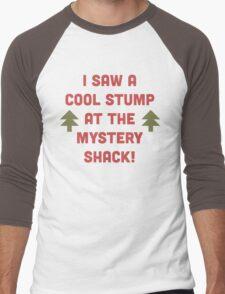 Cool Stump! Men's Baseball ¾ T-Shirt