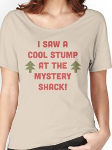 Cool Stump! Women's Relaxed Fit T-Shirt