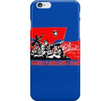 China Propaganda - Mao Flag iPhone Case/Skin