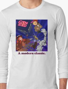 Doctor Zed Long Sleeve T-Shirt