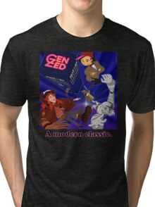 Doctor Zed Tri-blend T-Shirt