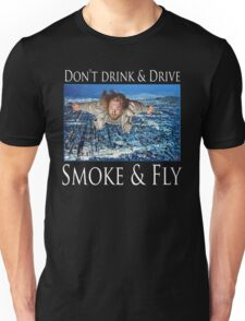 Smoke and Fly Unisex T-Shirt