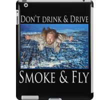 Smoke and Fly iPad Case/Skin