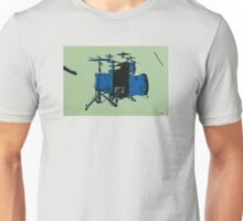 Drum/Dog Unisex T-Shirt